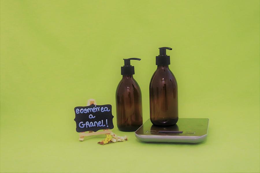 cosmética a granel